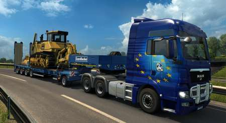 Euro Truck Simulátor 2 Heavy Cargo Pack 5
