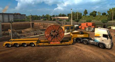 Euro Truck Simulátor 2 Heavy Cargo Pack 7