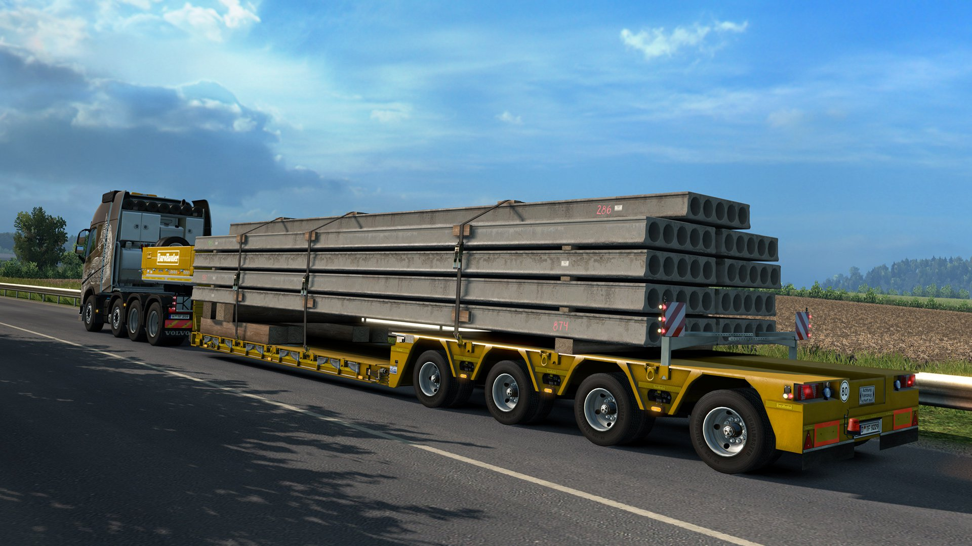 Euro Truck Simulátor 2 Heavy Cargo Pack 6