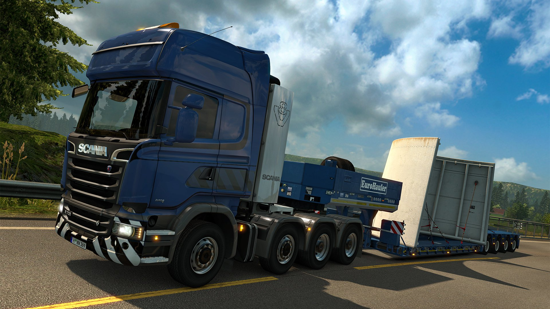 Euro Truck Simulátor 2 Heavy Cargo Pack 8