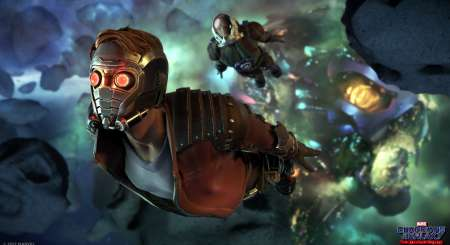 Marvel's Guardians of the Galaxy The Telltale Series 3