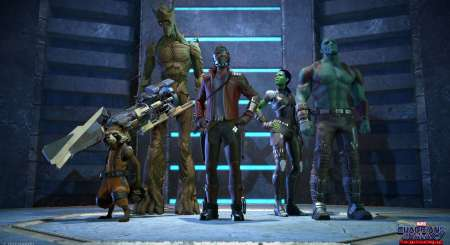 Marvel's Guardians of the Galaxy The Telltale Series 5