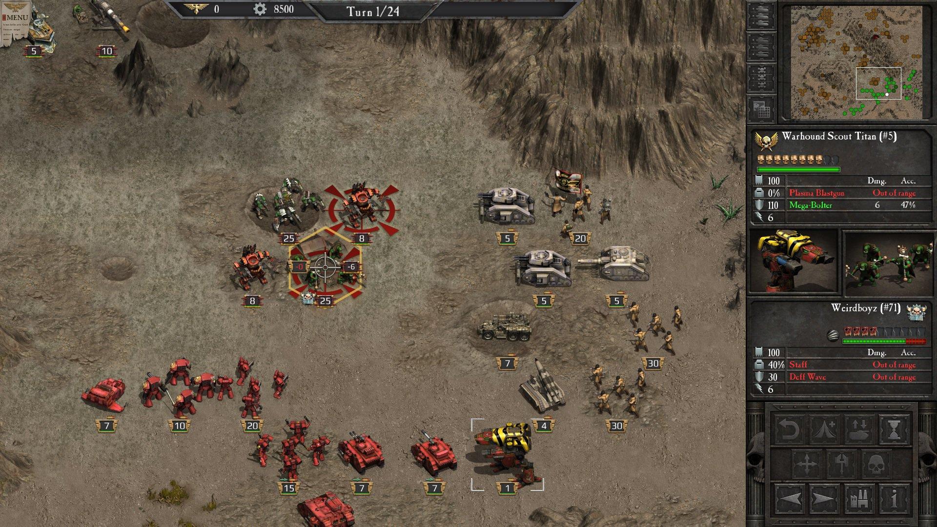 Warhammer 40,000 Armageddon 6