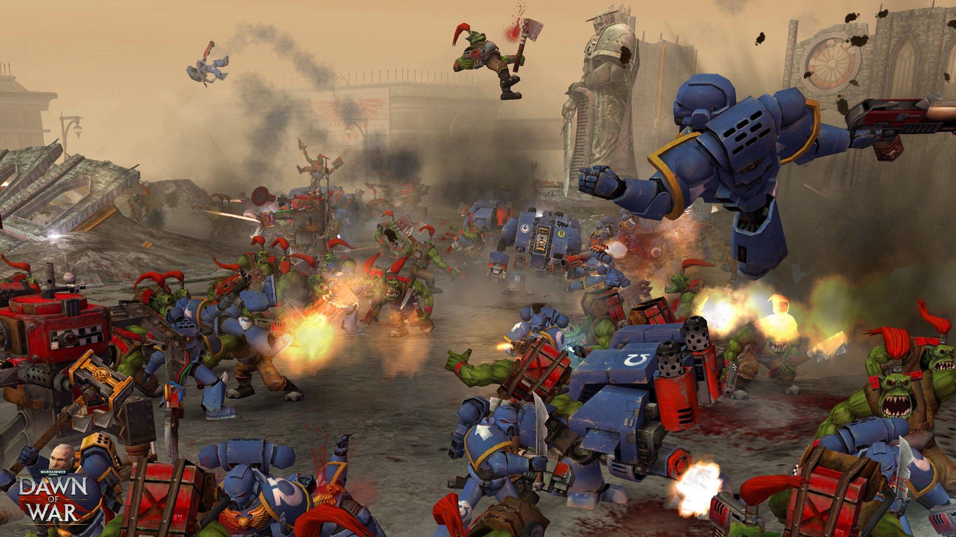 Warhammer 40,000 Dawn of War Master Collection 1