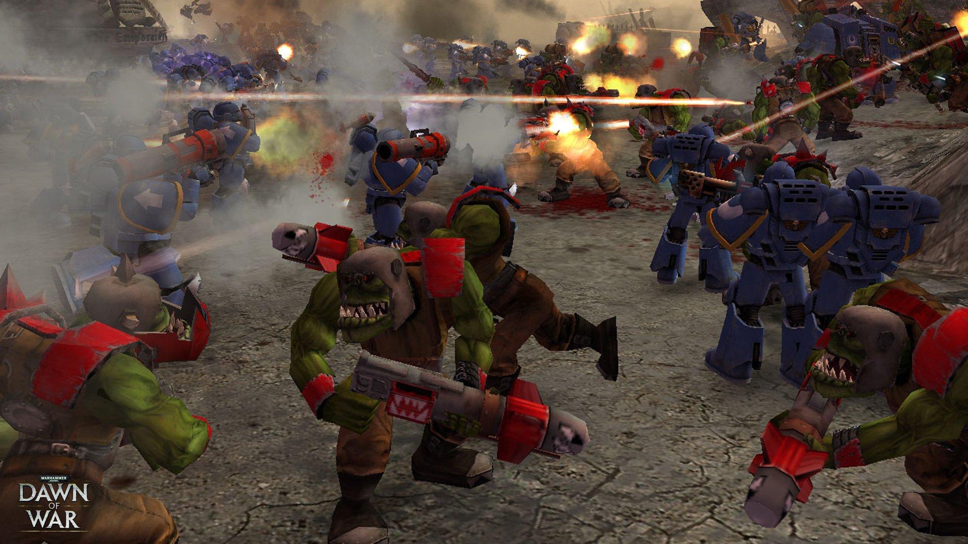Warhammer 40,000 Dawn of War Master Collection 10