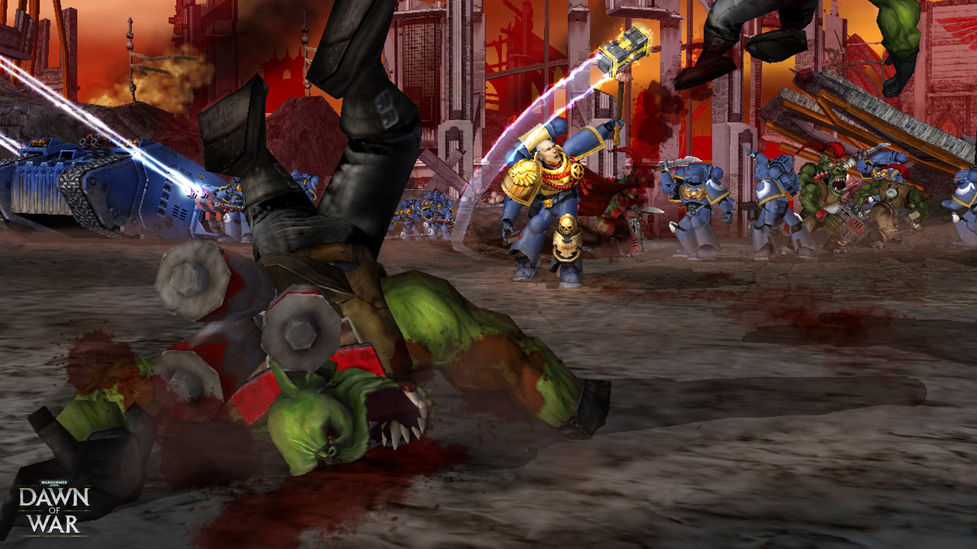 Warhammer 40,000 Dawn of War Master Collection 11