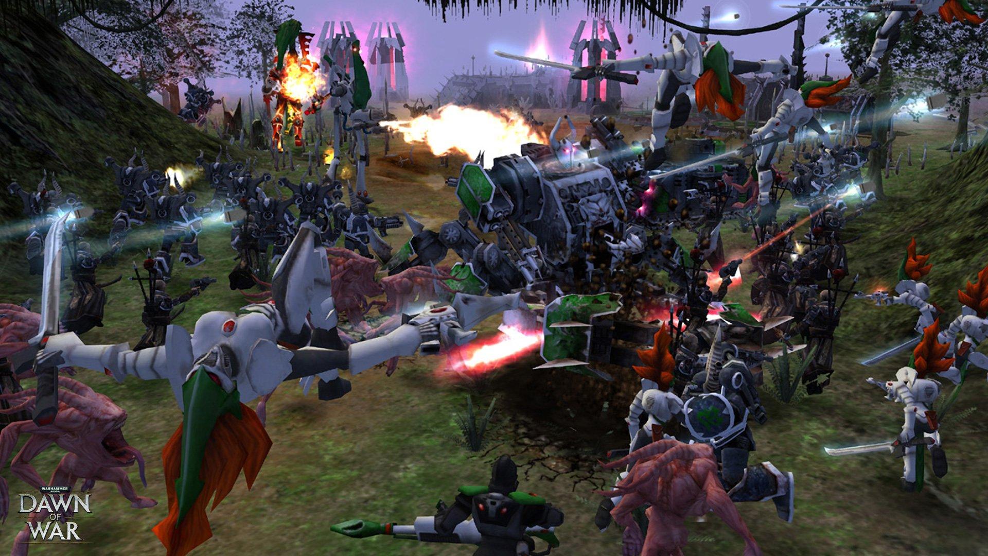 Warhammer 40,000 Dawn of War Master Collection 5
