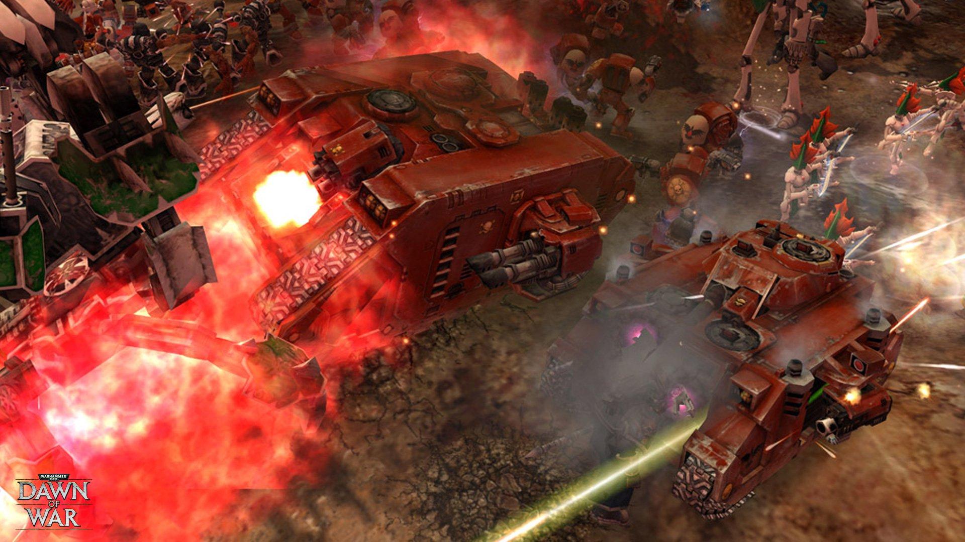 Warhammer 40,000 Dawn of War Master Collection 8