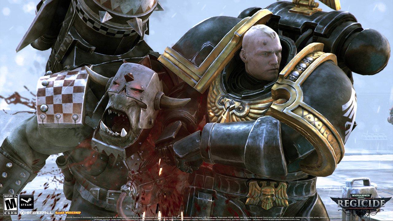 Warhammer 40,000 Regicide 11