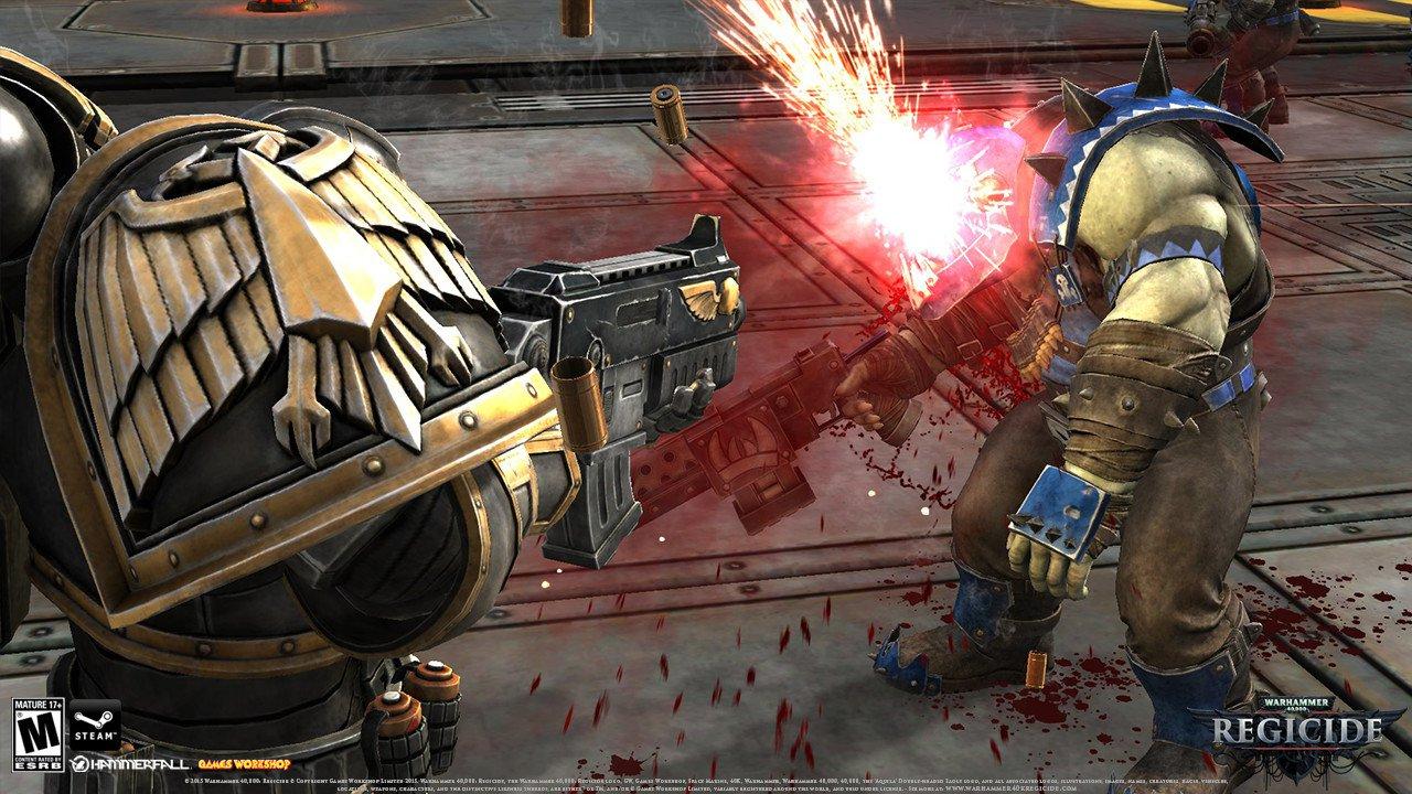 Warhammer 40,000 Regicide 15