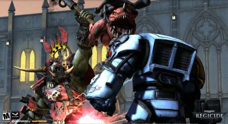 Warhammer 40,000 Regicide 2