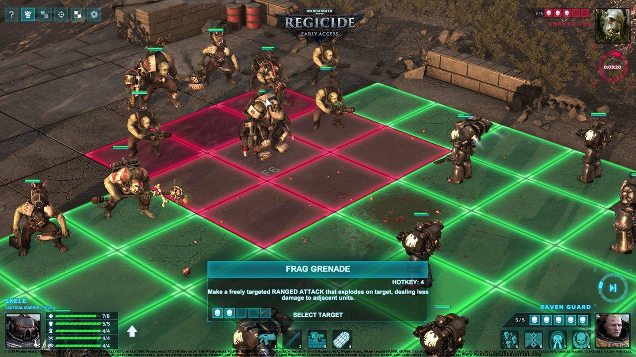 Warhammer 40,000 Regicide 7