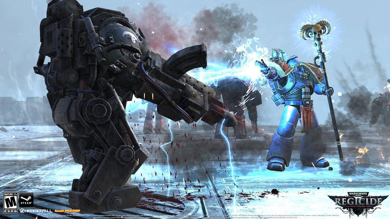 Warhammer 40,000 Regicide 8