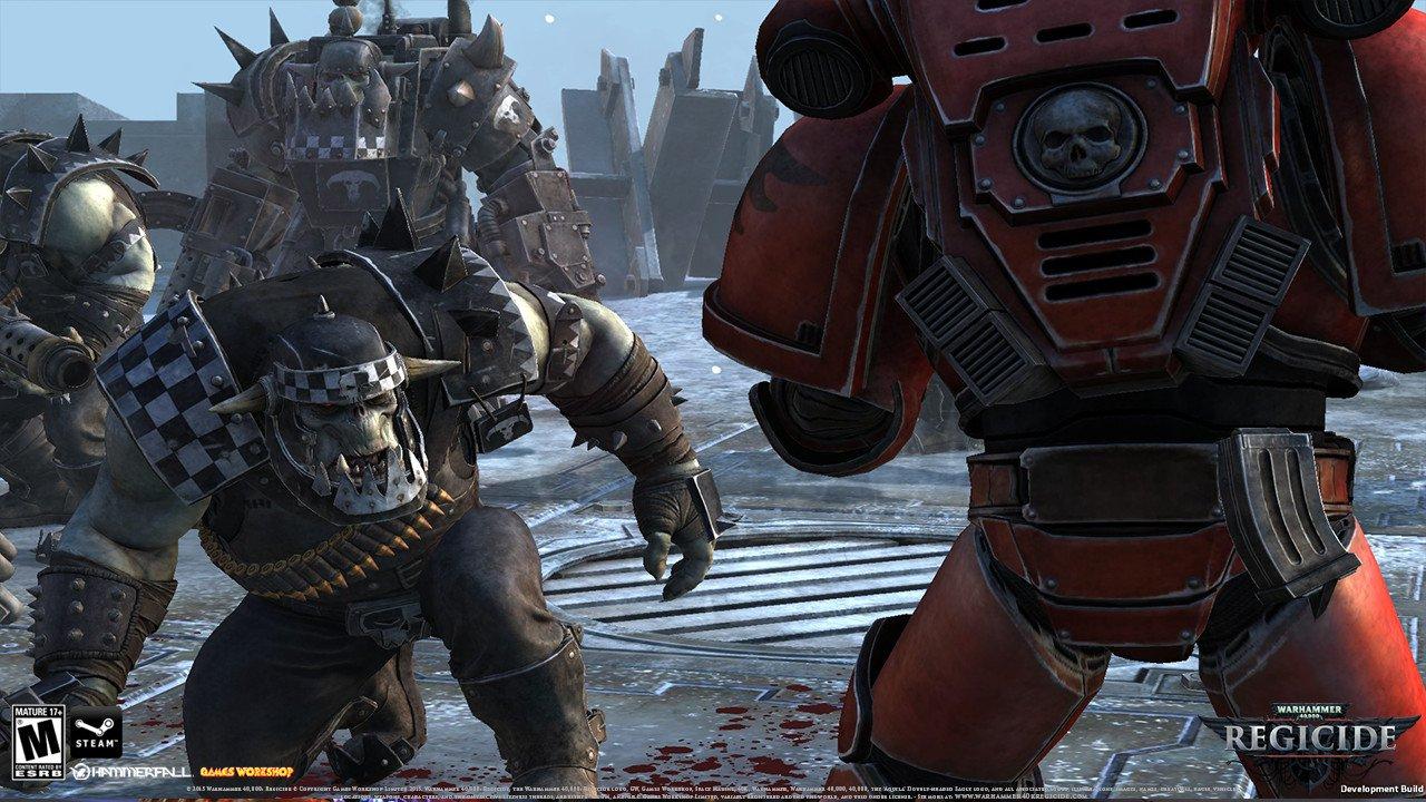 Warhammer 40,000 Regicide 9