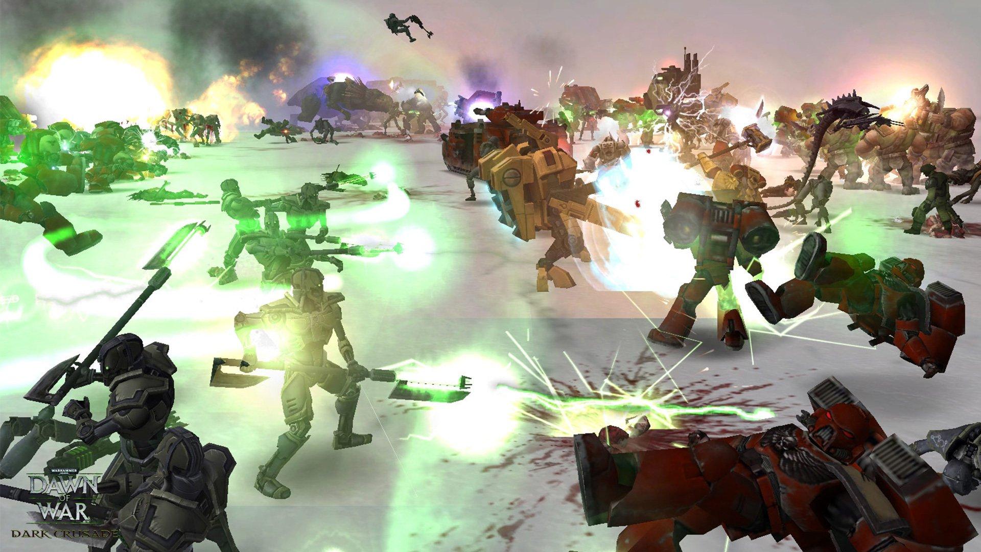 Warhammer 40,000 Dawn of War Dark Crusade 10