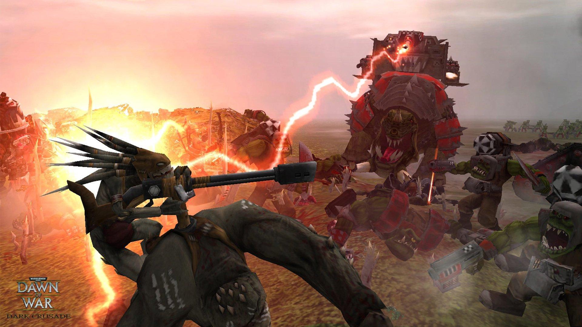 Warhammer 40,000 Dawn of War Dark Crusade 7