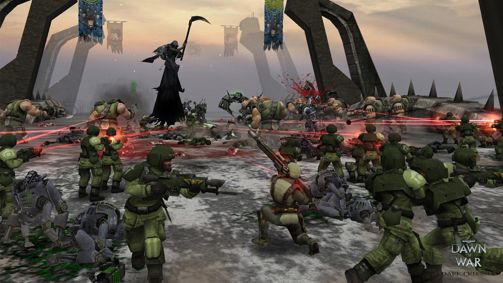 Warhammer 40,000 Dawn of War Dark Crusade 8