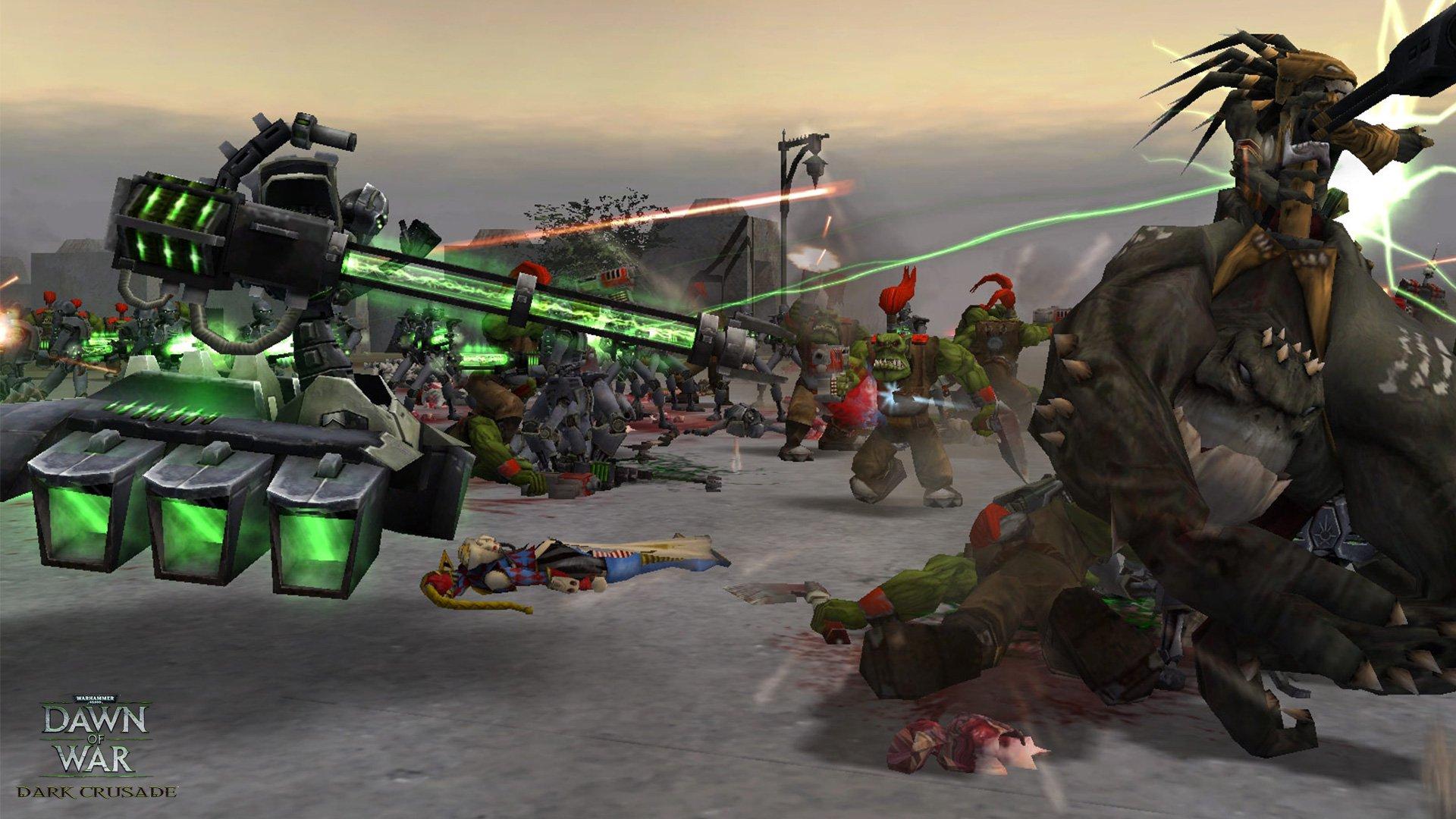 Warhammer 40,000 Dawn of War Dark Crusade 9
