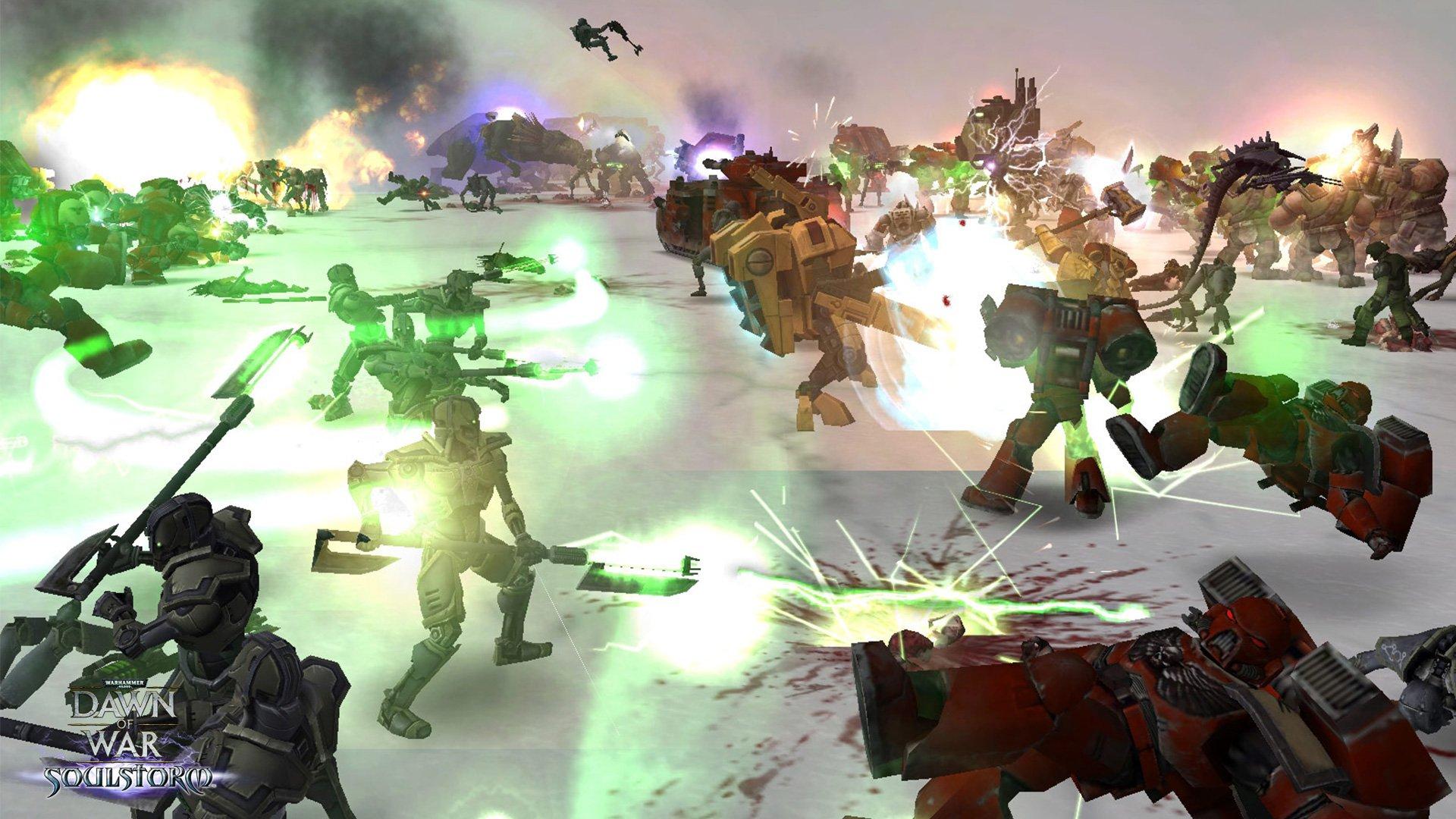Warhammer 40,000 Dawn of War Soulstorm 11