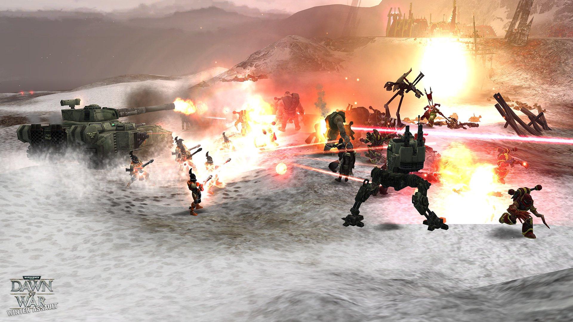 Warhammer 40,000 Dawn of War Winter Assault 6