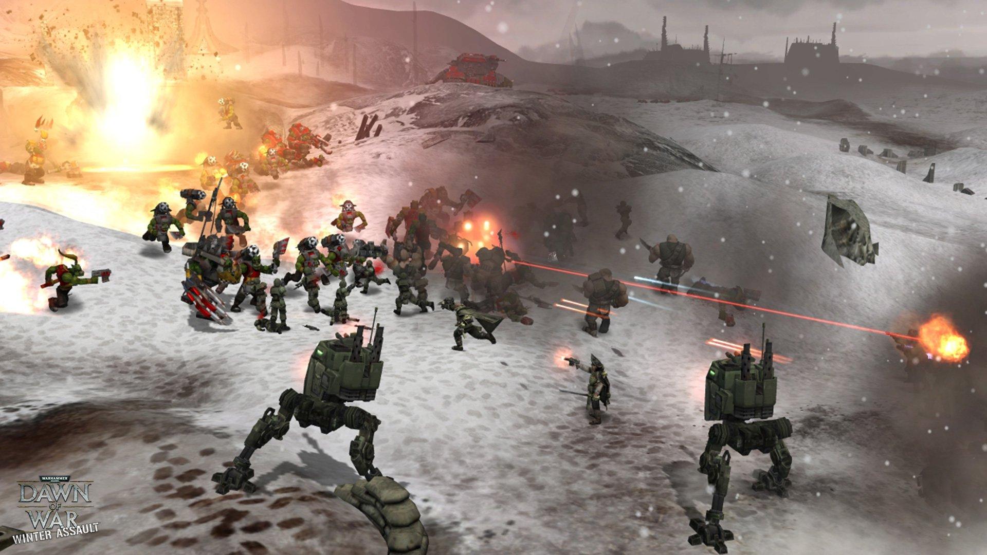 Warhammer 40,000 Dawn of War Winter Assault 8