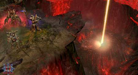 Warhammer 40,000 Dawn of War II Chaos Rising 5