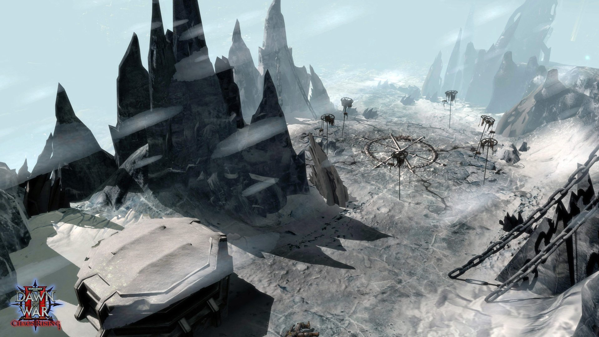 Warhammer 40,000 Dawn of War II Chaos Rising 6