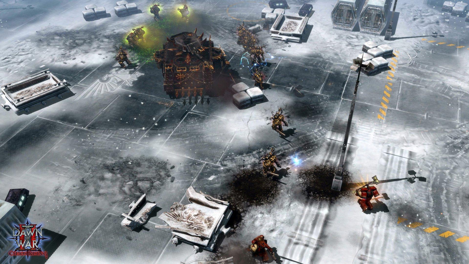 Warhammer 40,000 Dawn of War II Chaos Rising 7