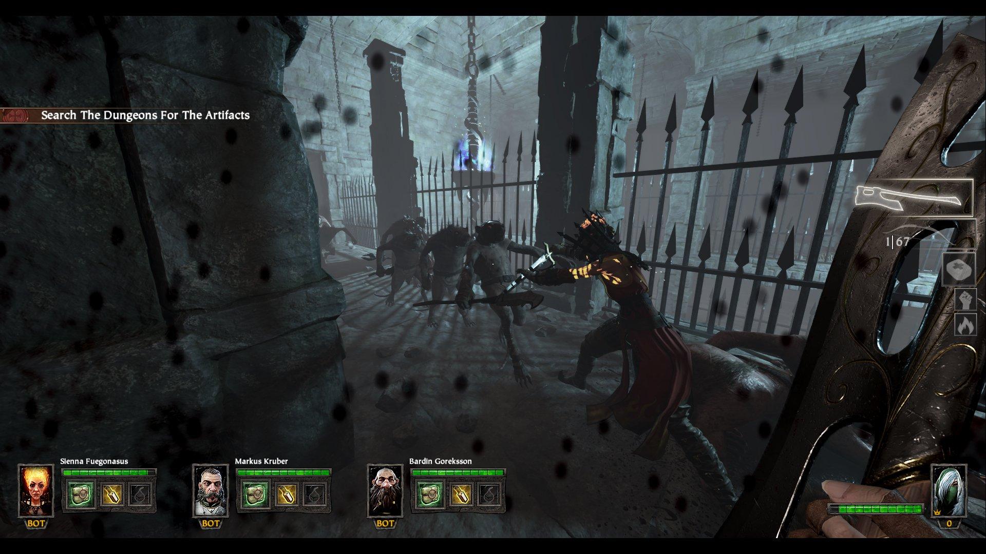 Warhammer End Times Vermintide Drachenfels 11