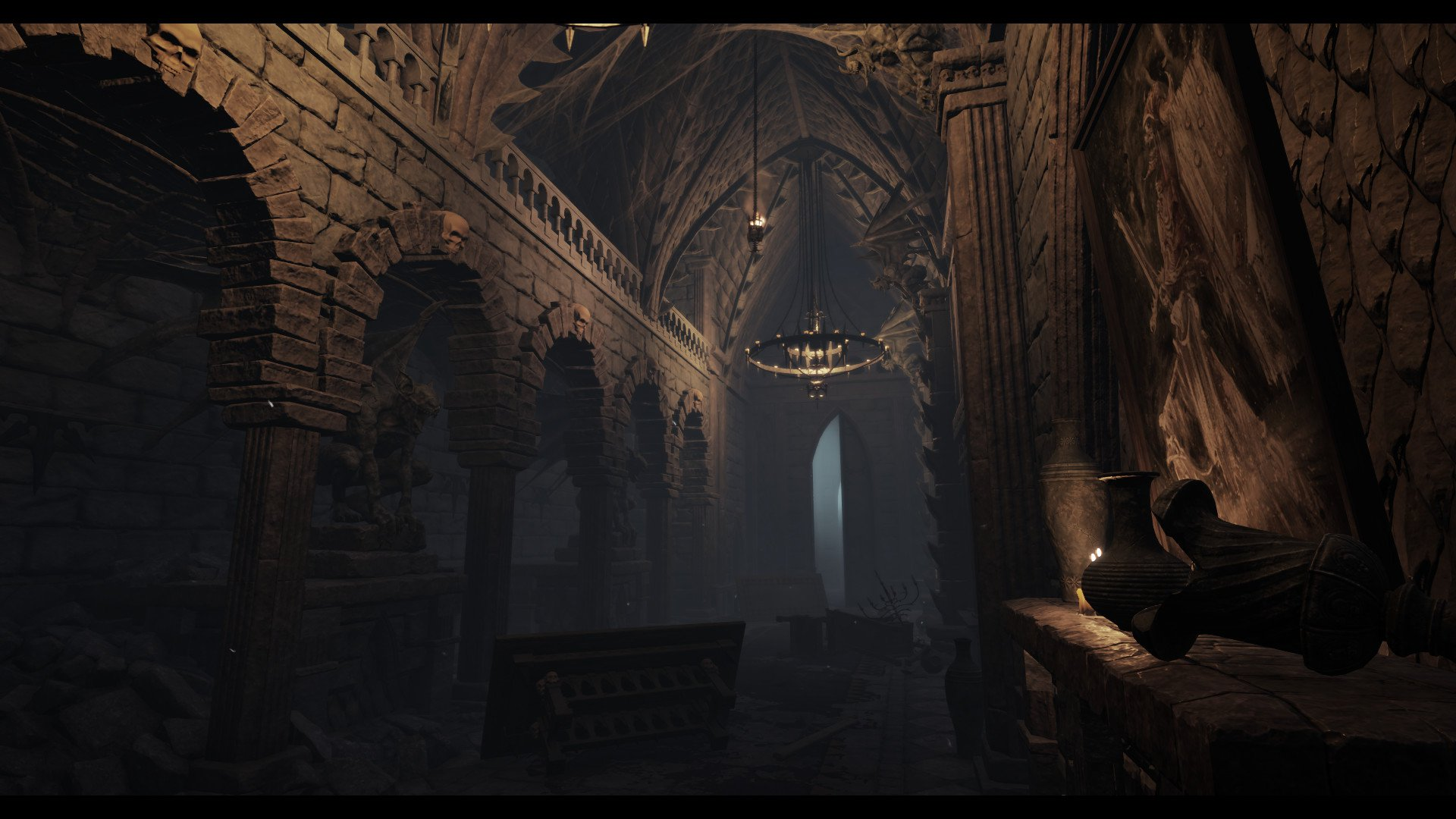 Warhammer End Times Vermintide Drachenfels 13