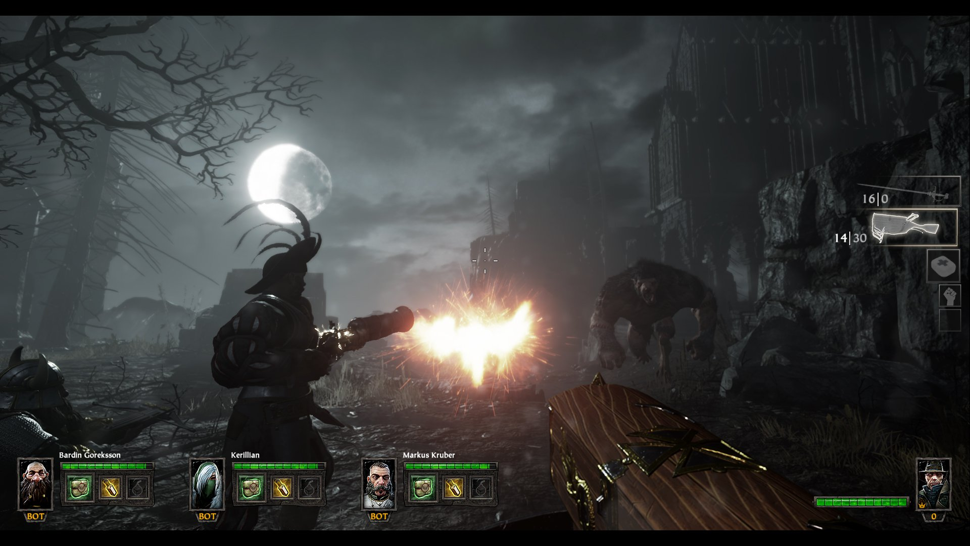 Warhammer End Times Vermintide Drachenfels 6