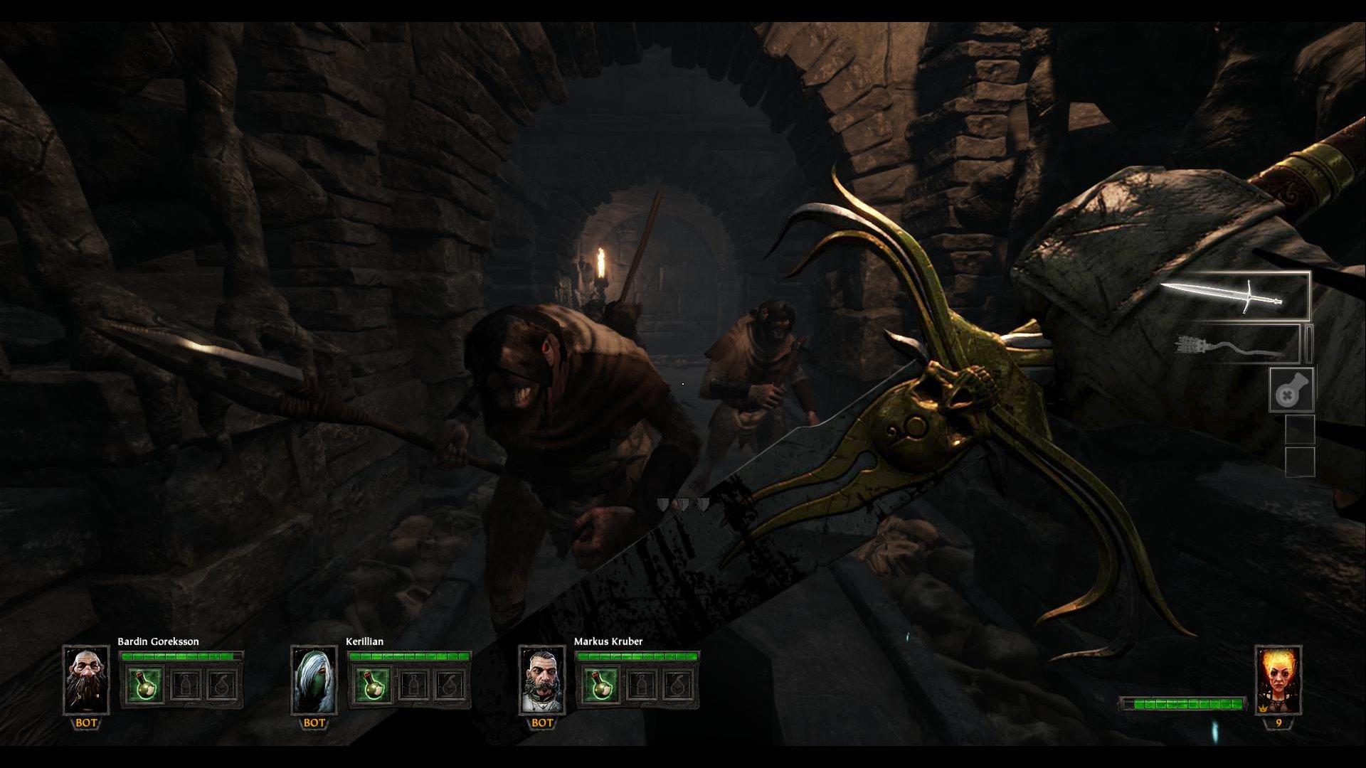 Warhammer End Times Vermintide Drachenfels 7