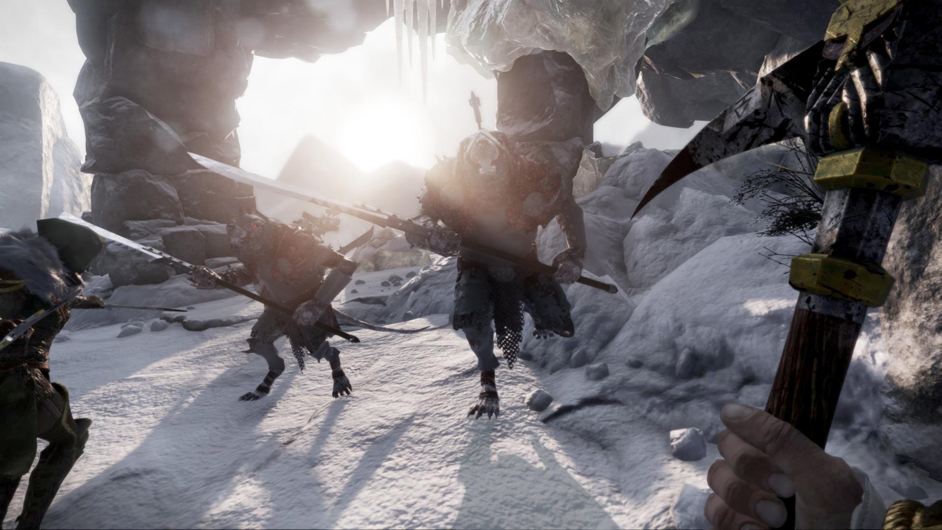 Warhammer End Times Vermintide Karak Azgaraz 1