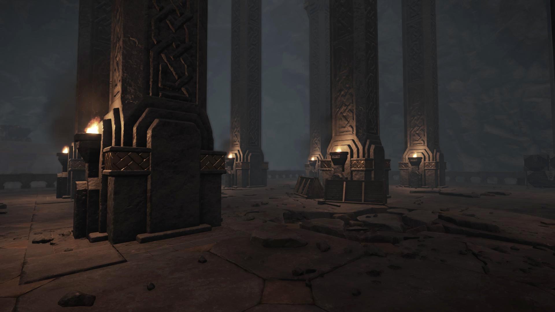 Warhammer End Times Vermintide Karak Azgaraz 10