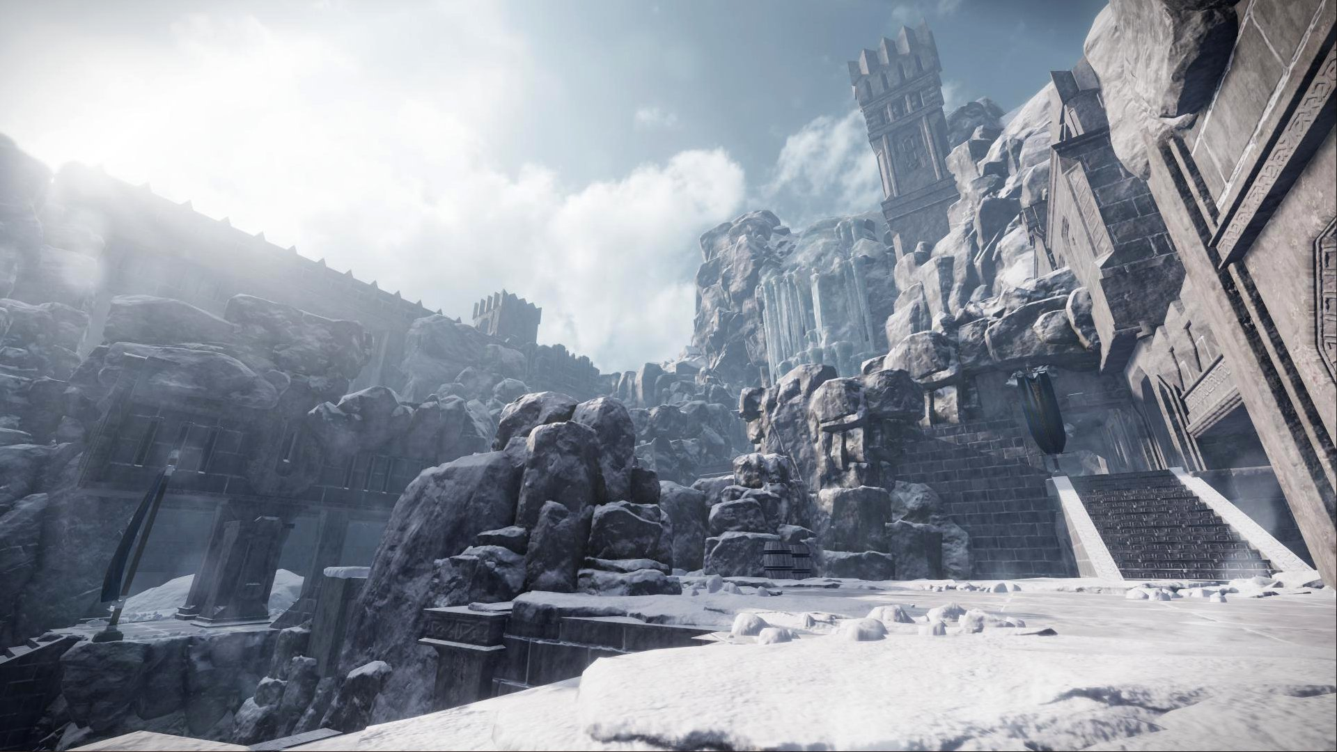 Warhammer End Times Vermintide Karak Azgaraz 12
