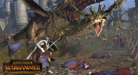 Total War WARHAMMER Realm of The Wood Elves 3