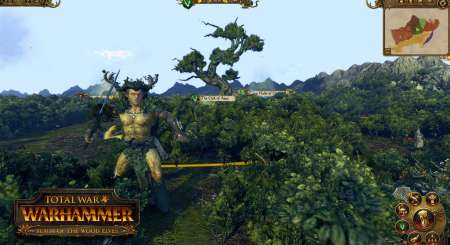Total War WARHAMMER Realm of The Wood Elves 4