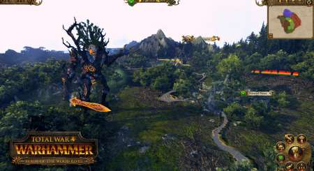 Total War WARHAMMER Realm of The Wood Elves 5