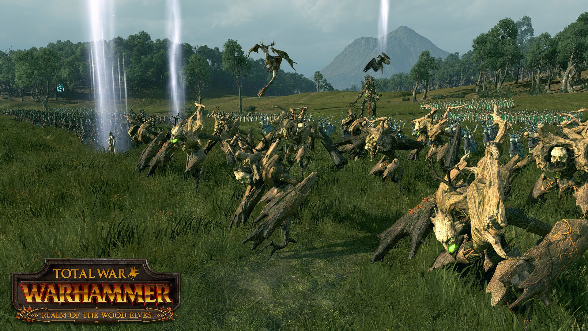 Total War WARHAMMER Realm of The Wood Elves 7