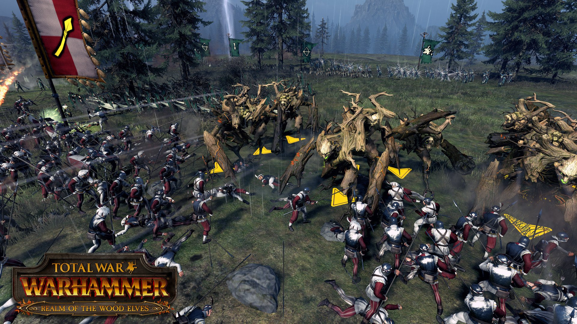 Total War WARHAMMER Realm of The Wood Elves 8