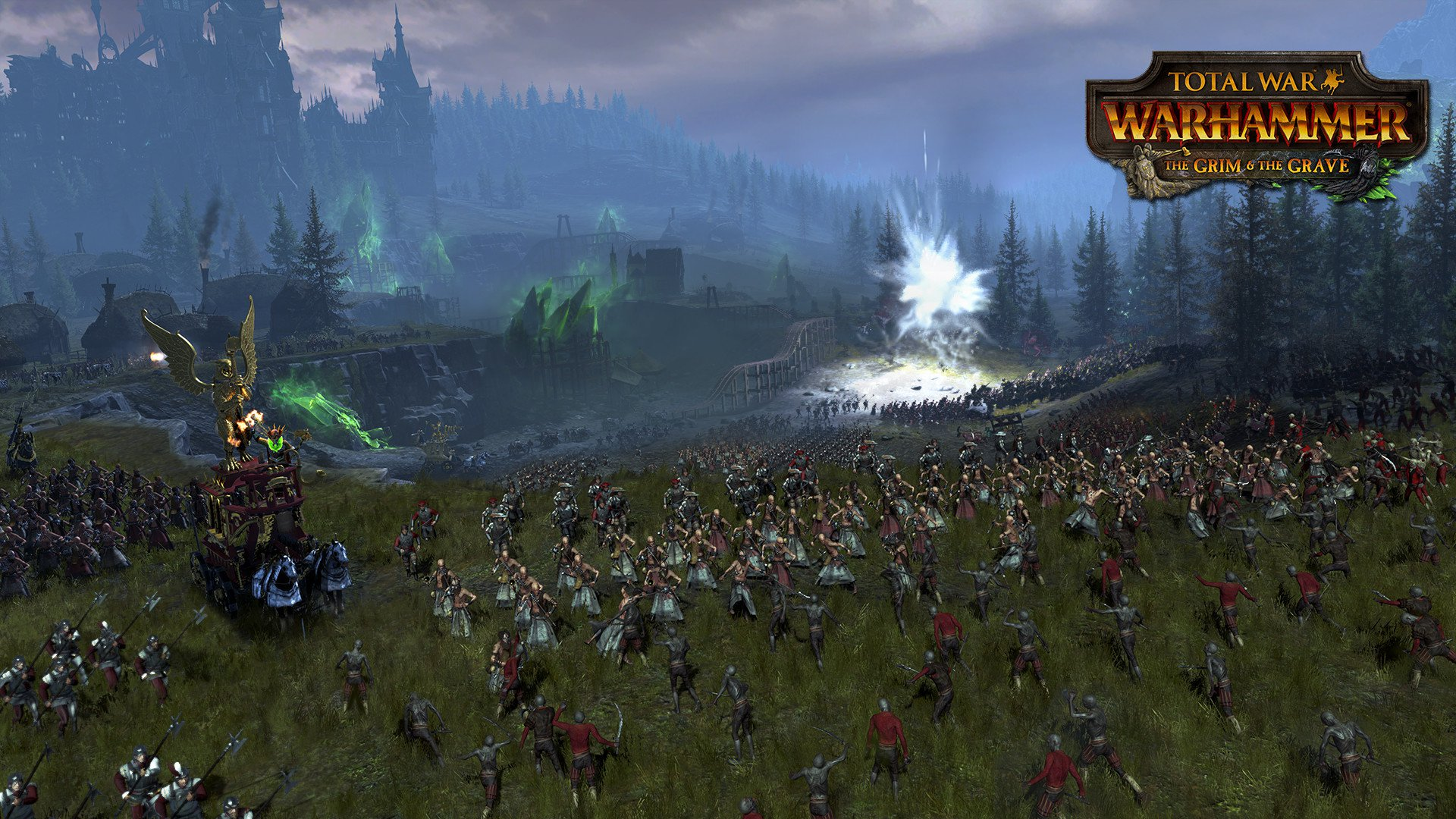 Total War WARHAMMER The Grim and the Grave 5