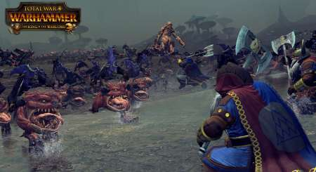 Total War WARHAMMER The King and the Warlord 1