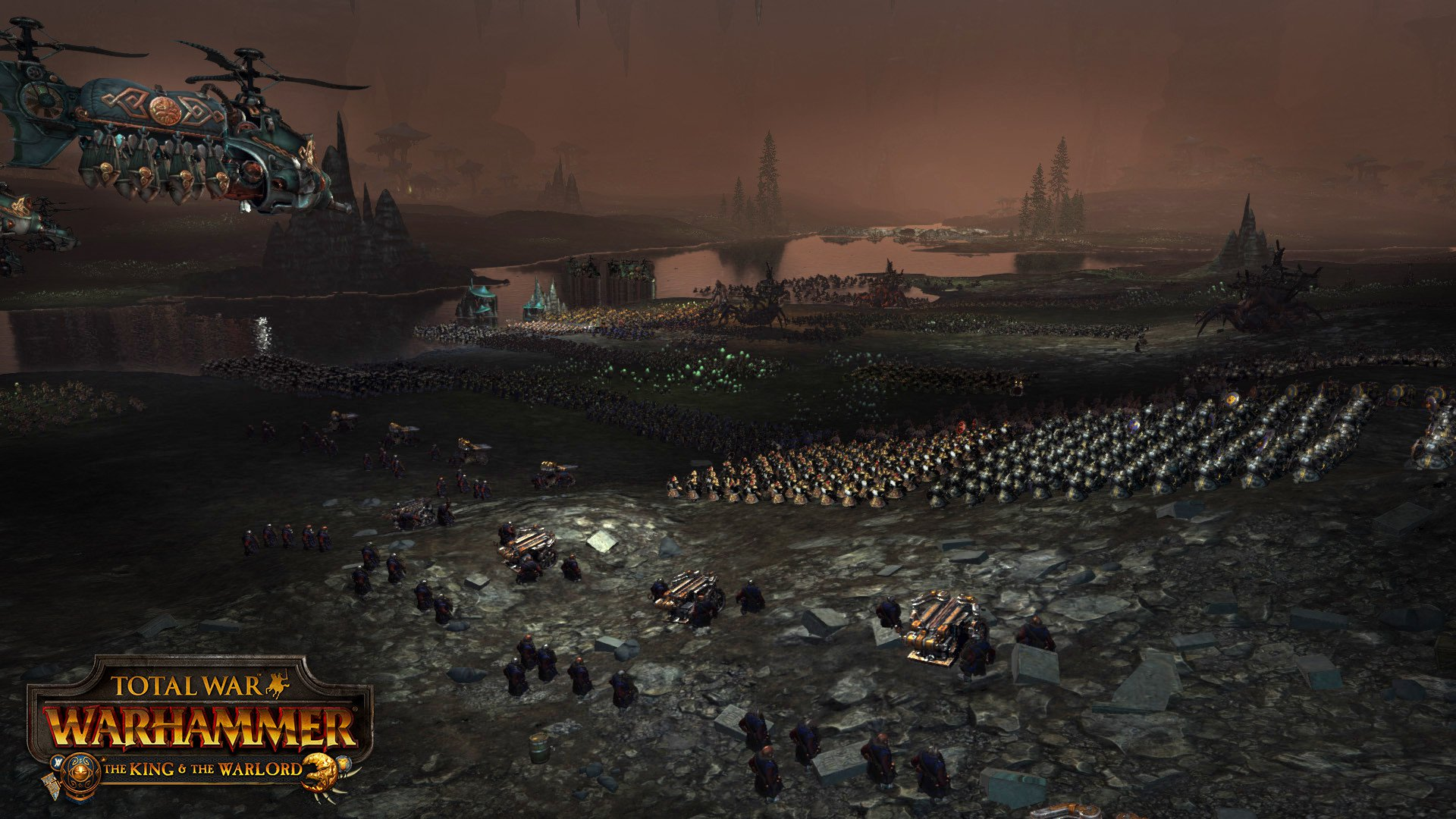Total War WARHAMMER The King and the Warlord 6