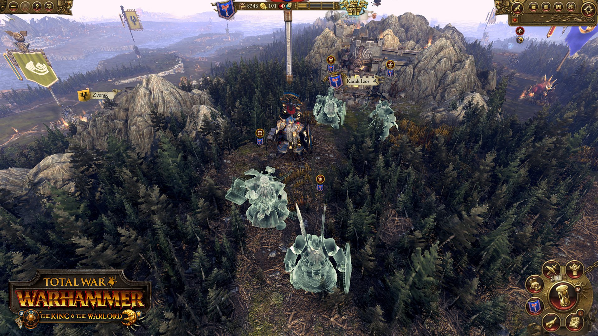 Total War WARHAMMER The King and the Warlord 8