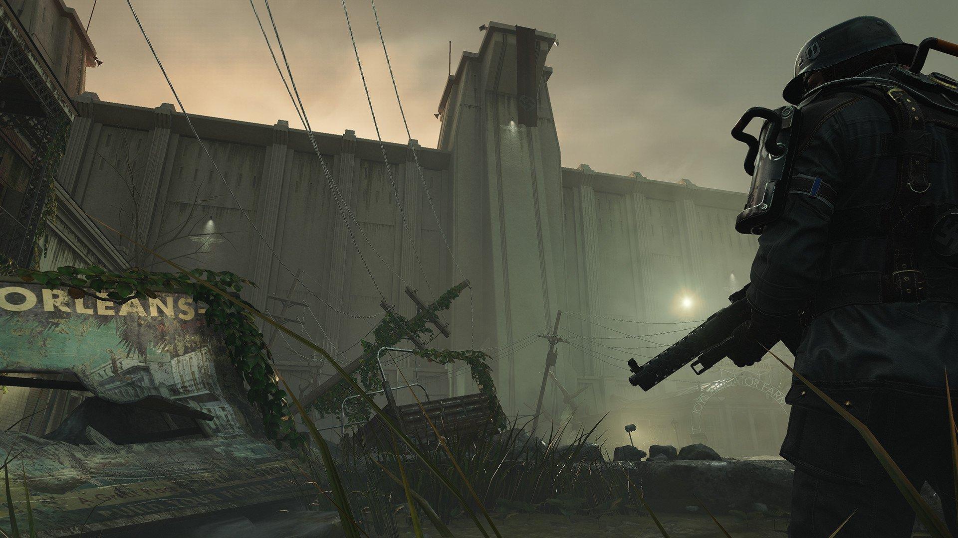 Wolfenstein II The New Colossus 6
