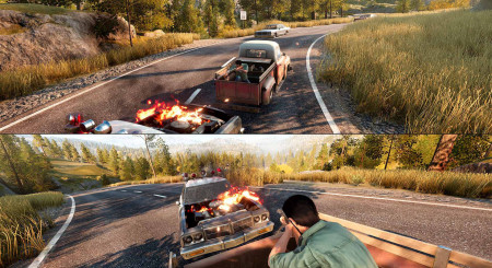 A way out 4