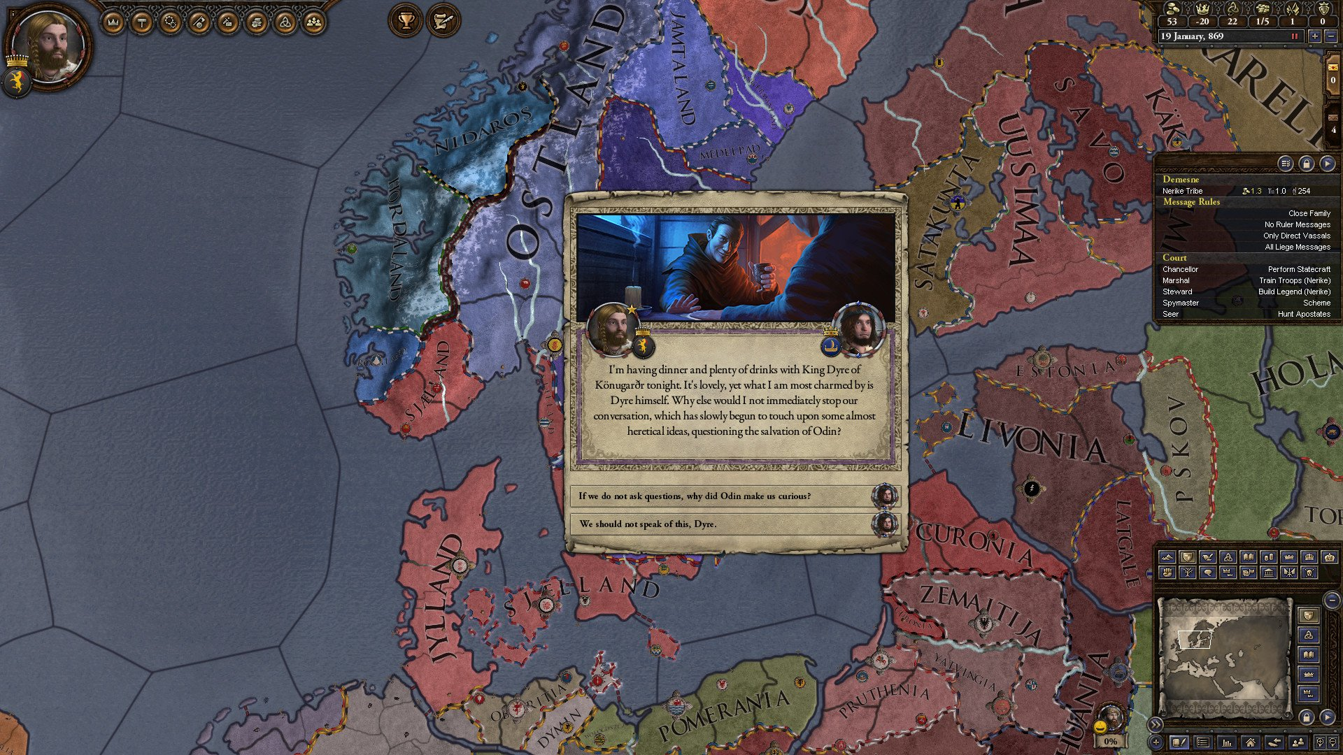 Crusader Kings II Monks and Mystics 6