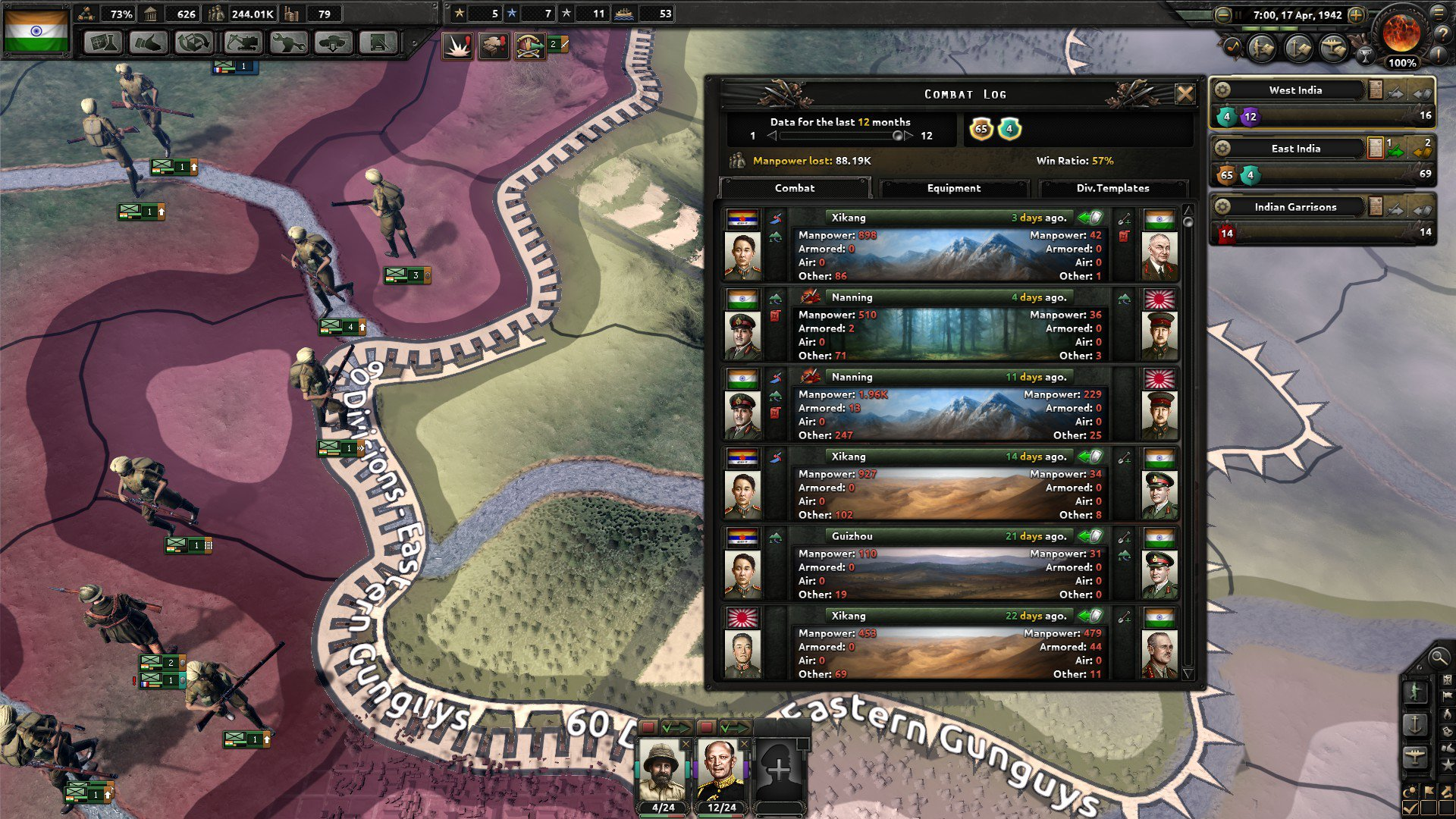 Hearts of Iron IV Together for Victory 10