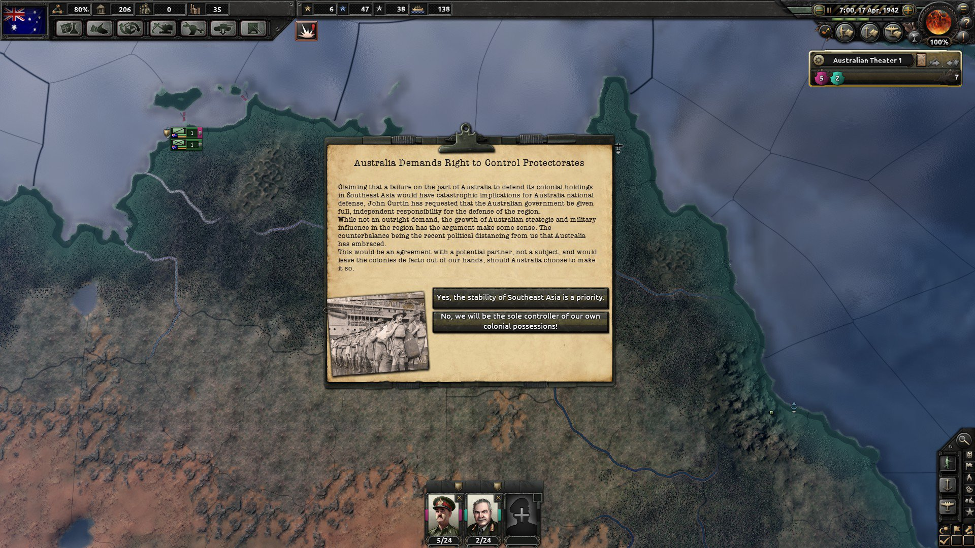 Hearts of Iron IV Together for Victory 7