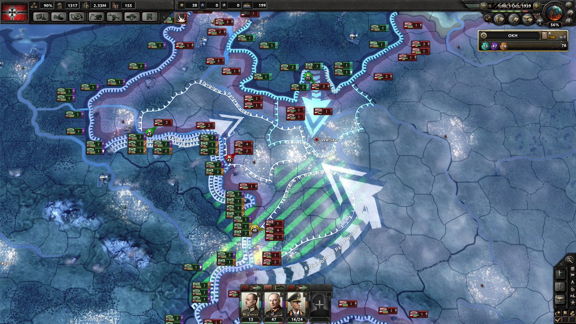 Hearts of Iron IV Together for Victory 9